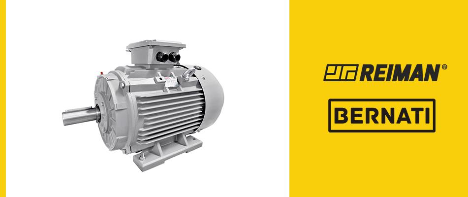 Motor BCT IE4 - Bernati