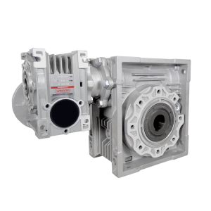 BGC Double Worm gearboxes with IEC input flange