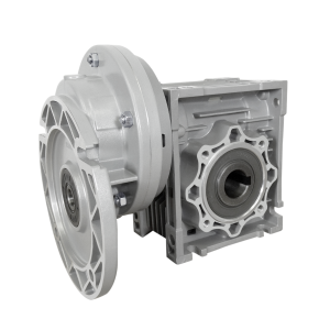 BGPC Worm gearboxes with integrated pre-stage and connection flange