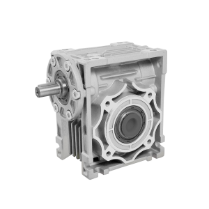 BGS Worm gearboxes with single input shaft