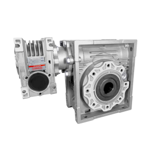 BGSC Double worm gearboxes with input shaft