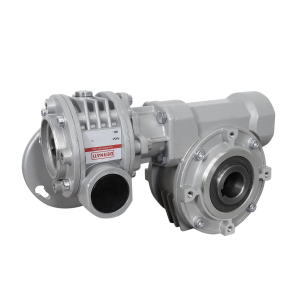 BVC Double worm gearboxes with input IEC flange