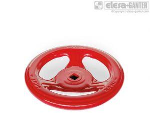 GN 227.7 Pressed steel handwheels
