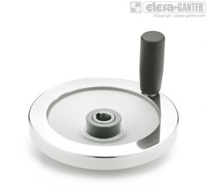 GN 321.5-D Safety handwheels with revolving steel handle