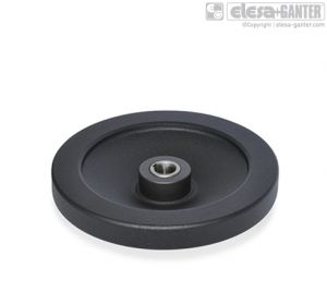 GN 323.5-A Safety handwheels without handle