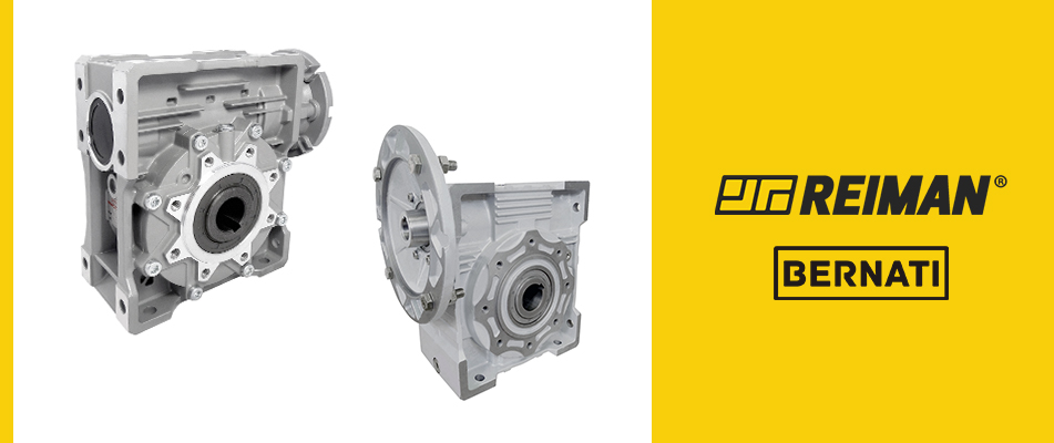 5 features/advantages of Bernati gearboxes