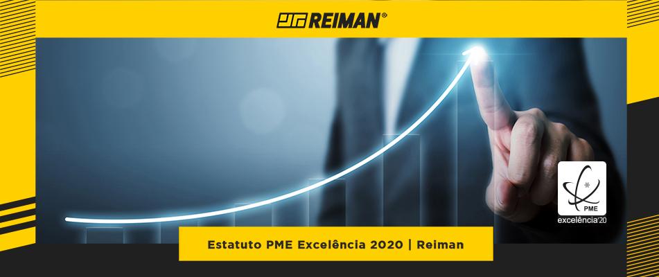 Reiman destaca-se como PME Excelência 2020