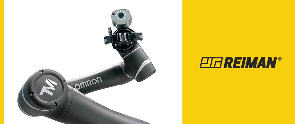 Robô colaborativo | OMRON