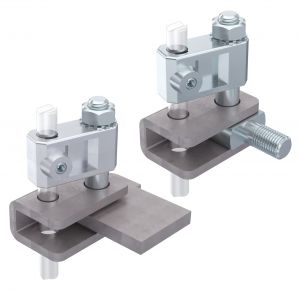 1-450.01 Pressure-Tight Door Furniture for 24mm Stroke