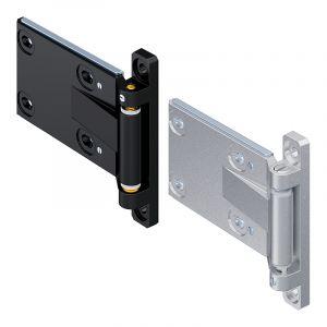 4-350 3D Hinge, adjustable Pr01 180°