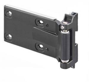 4-350DST DST 3D Hinge, adjustable Pr01 180°