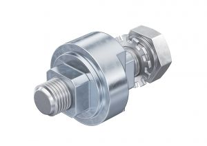 7-041 Cam Adapter Stainless Steel