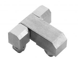 7-125 Hinge Pr01 180° Stainless Steel