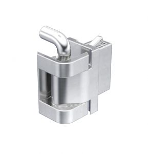 7-152DST DST Hinge Pr05 180° Stainless steel