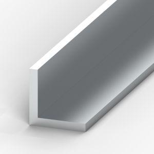 Perfil de alumínio Cantoneira 20x20x3mm