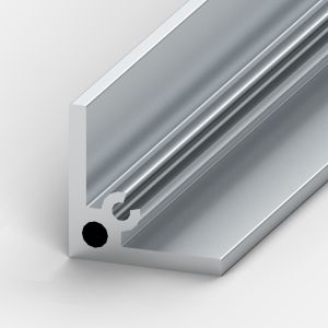 Perfil de alumínio Cantoneira 35x35x4mm