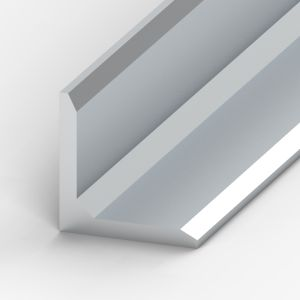 Perfil de alumínio Cantoneira 40x40x5mm
