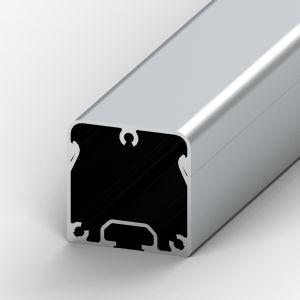 Perfil de alumínio Conduta 40x40