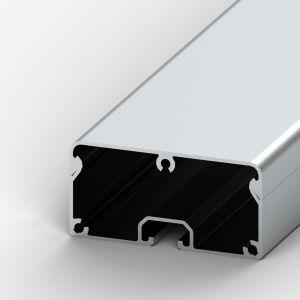 Perfil de alumínio Conduta 40x80