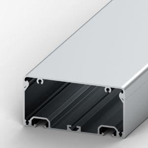 Perfil de alumínio Conduta 60x120