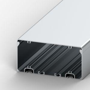 Perfil de alumínio Conduta 80x160