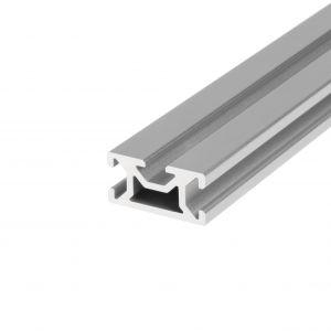 Perfil de alumínio 15x30 3 rasgos
