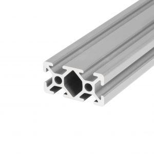 Aluminium profile 20x40 6 slots
