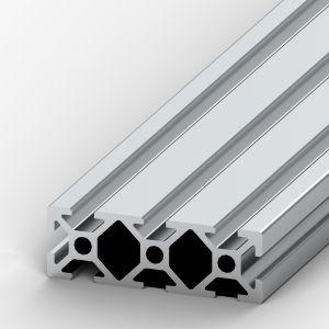 Aluminium profile 20x60 8 slots