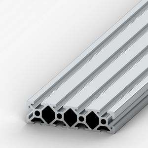 Aluminium profile 20x80 10 slots