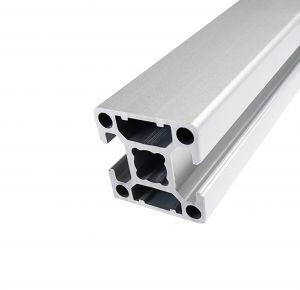 Aluminium profile 30x30 2 Opposing slots