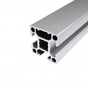 Aluminium profile 30x30 3 slots