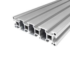 Aluminium profile 30x120 10 slots