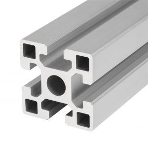 Perfil de alumínio 45x45 4 rasgos Reforçado