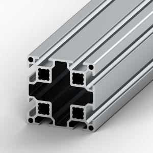 Aluminium profile 60x60 8 slots