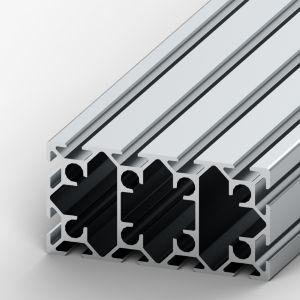 Aluminium profile 60x120 12 slots