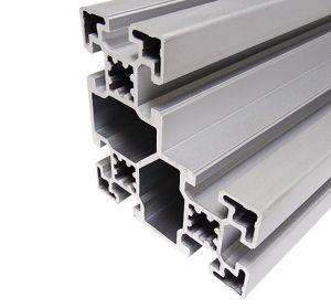 Aluminium profile 80x80L 8 slots