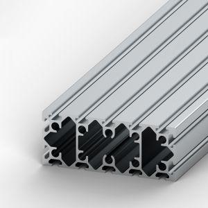 Aluminium profile 80x200 14 slots