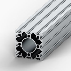 Aluminium profile 120x120 12 slots