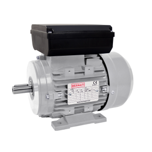 Single Phase Double Capacitor IEC Electric Motors - BDM Series