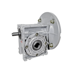 BGB Worm gearboxes with IEC input flange and input shaft