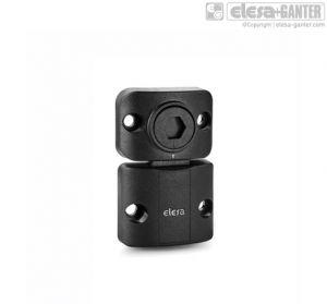 BMS.EH Snap door lock snap lock, release by means of hexagonal key