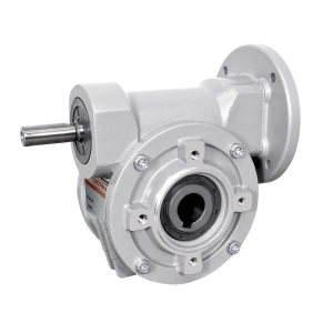 BVB Worm gearboxes with IEC input flange and input shaft