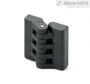 CFA-B Hinges bosses with threaded hole