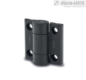 CFVT-CH Detent hinges free rotation