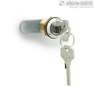 CS. Lever latches with key