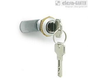 CXA.32-23 - Lever latches with key
