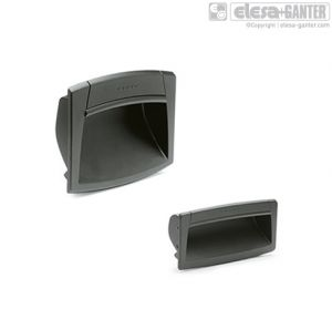 EPR-PF-AE-V0 Flush pull handles