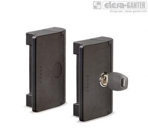 ESC Door lock handles