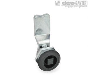 GN-115-NL Latches zinc die casting, operation with socket key, not lockable