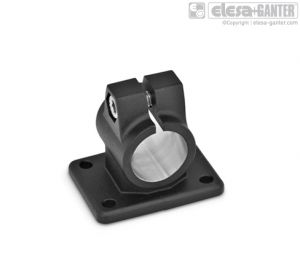 GN 146 Flanged connector clamps